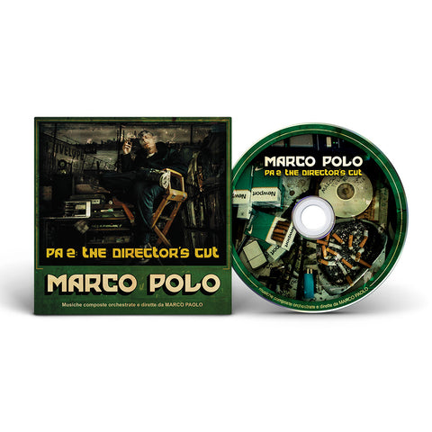 Marco Polo - PA2: The Director's Cut - CD (Mini LP)