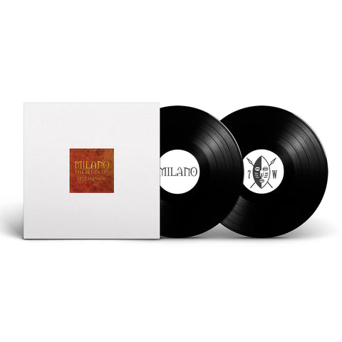 Milano - The Believers - Deluxe Edition Gatefold x2LP (Test Pressing) - SIGNED!