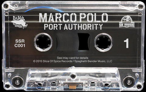 Marco Polo - PA1 (Remastered) - Cassette Tape