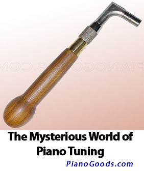 The Mysterious World of Piano Tuning