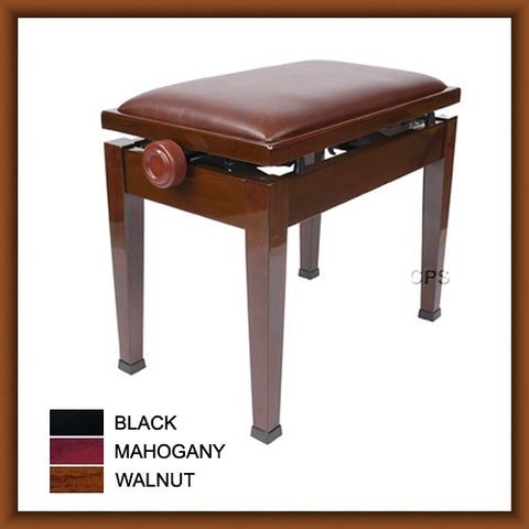Adjustable Piano Bench with Quick Adjustment (C02)