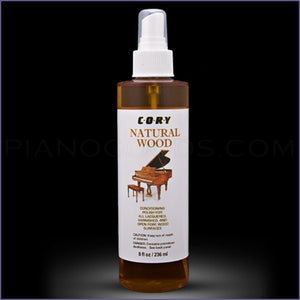 Cory 8 oz. Natural Wood Conditioner for Pianos