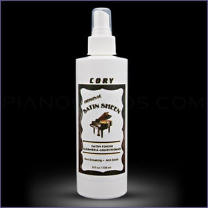 Cory 8 oz. Satin Sheen Piano Finish Cleaner