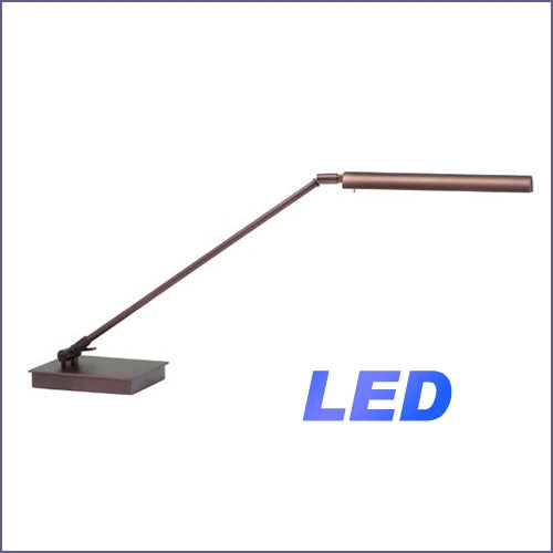 Generation Collection LED Piano Lamp - Chestnut Bronze