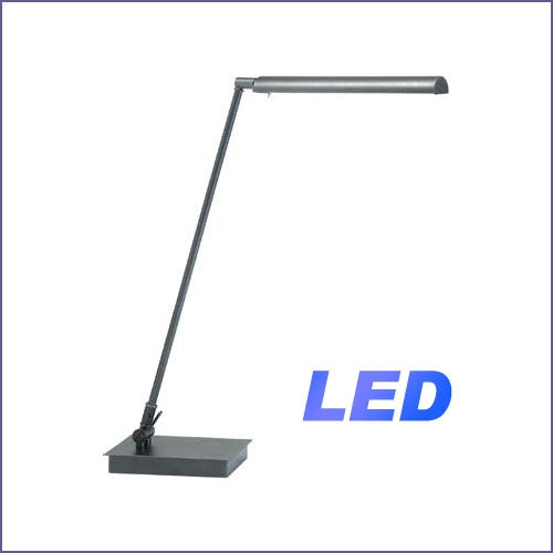 Generation Collection LED Piano Lamp - Granite