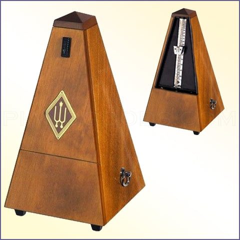 Wittner Wood Metronome - Walnut