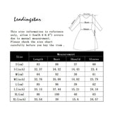 Leadingstar Women Solid Color Long Sleeve Drape Ladies Tunic Top Shirt