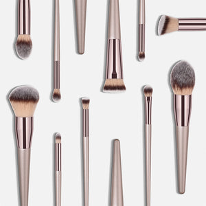10 Pcs/set Makeup Brush Set Foundation Eyeshadow Eye Powder Eyebrow Eyeliner Lip Makeup Brushes
