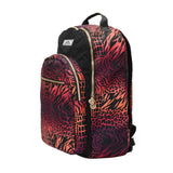 Outdoor Travel Backpack Nylon Printing Casual Waterproof Bag