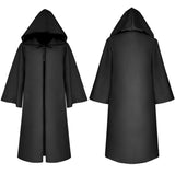 Halloween Clothing Death Cloak The Medieval Times Cloak Adult Children Goods