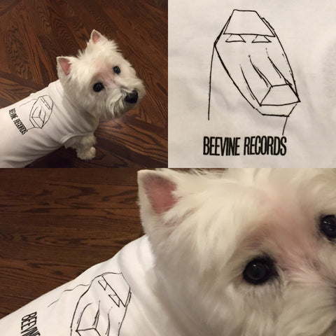 Beevine Records Dog T-Shirt