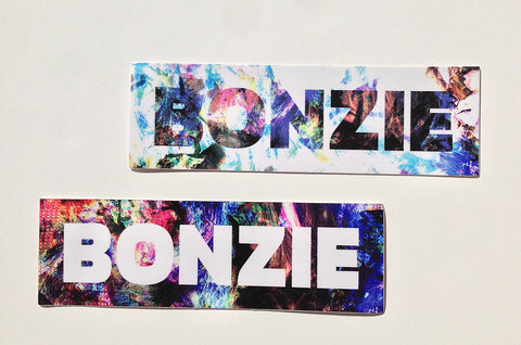 Stickers: Bonzie Bumper Stickers