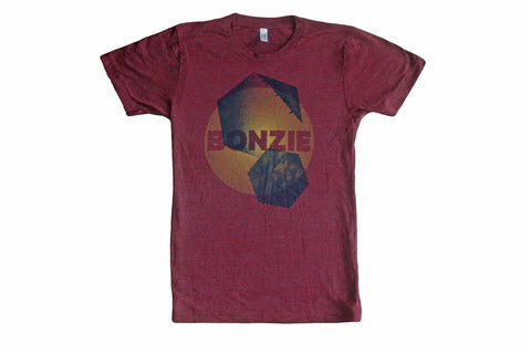 BONZIE T-Shirt: Cranberry