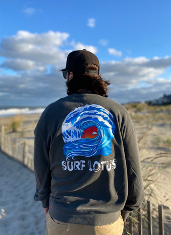 "Graphic Surf Lotus - ""Crew for a Cause"""