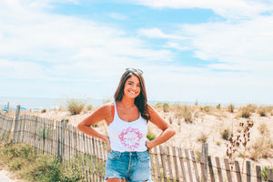 Graphic Surf Lotus - Tank Top