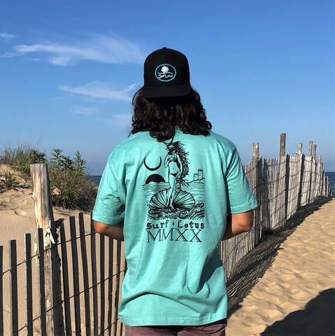 #WearaDamnMask Graphic T - SaltWater