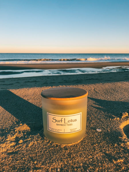 Bamboo Tides 16oz Candle
