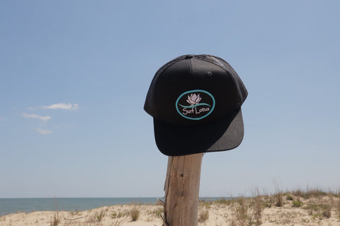 Surf Lotus Traditional SnapBack - Trucker Hat