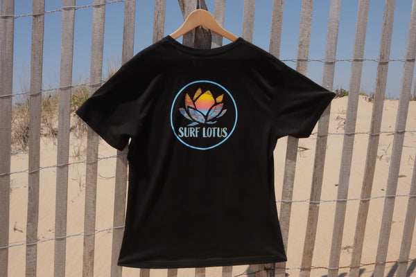 Graphic  T - The Lotus Sun