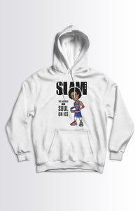 Philadelphia 76ers-Iverson Slam Hoodie-Philly Sports Shirts