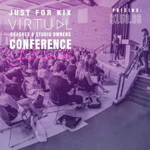 Virtual Studio Owner and Coaches Conference