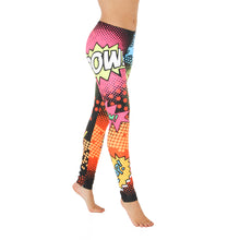 Load image into Gallery viewer, Alexandra Pop Art Leggings