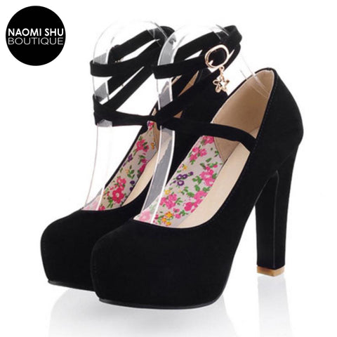 ALICE Thin High Heels Pumps