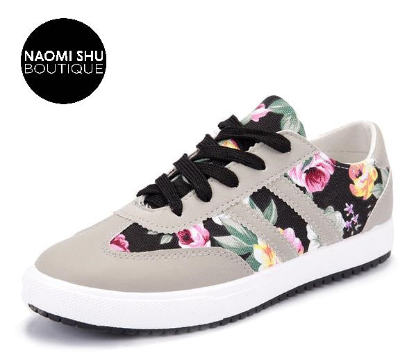 ANALISE Canvas Sneakers