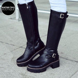PALADIN Buckled Equestrian Boot