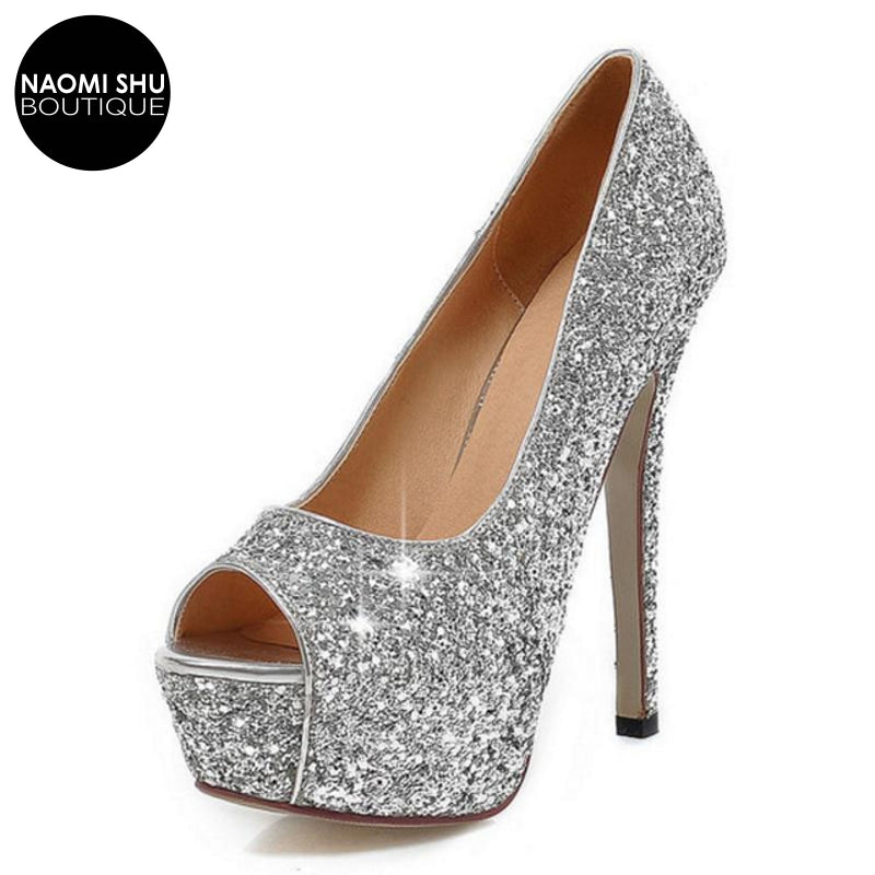 SYZYGY Glamour Up Platform Stiletto