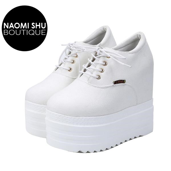 NEVAEH  Sneakers Platform Shoes