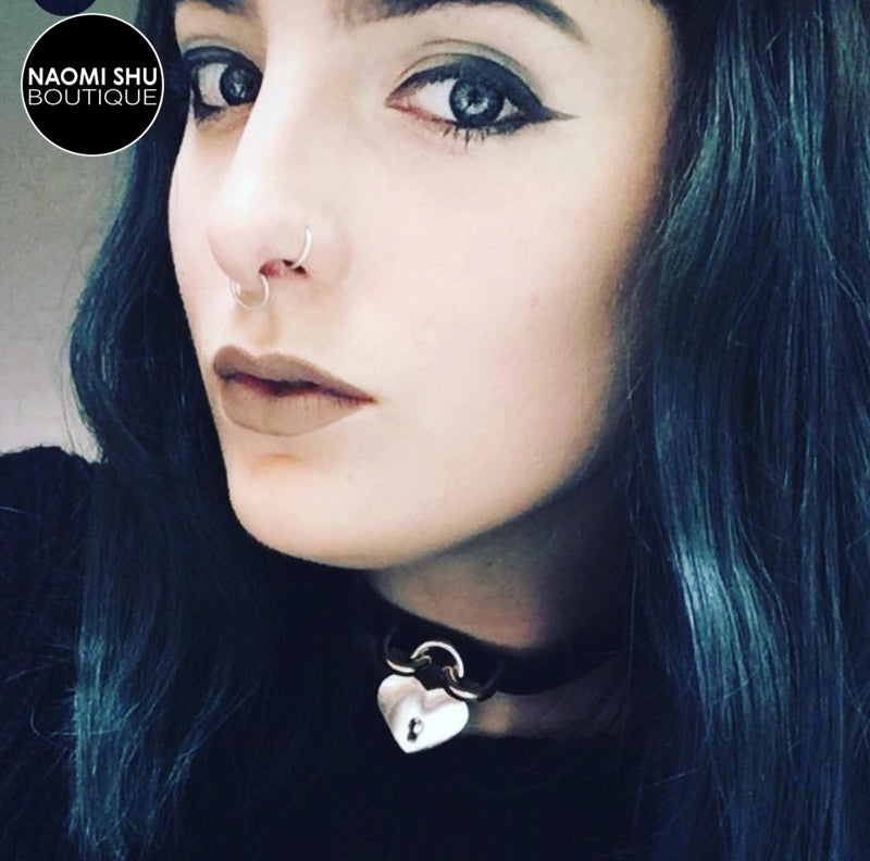 HART Handmade Genuine Leather Choker