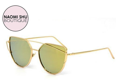 STELLA Oversized Sunglasses