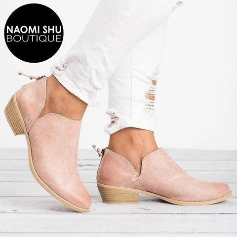 STOOK Leather Suede Platform Sneakers