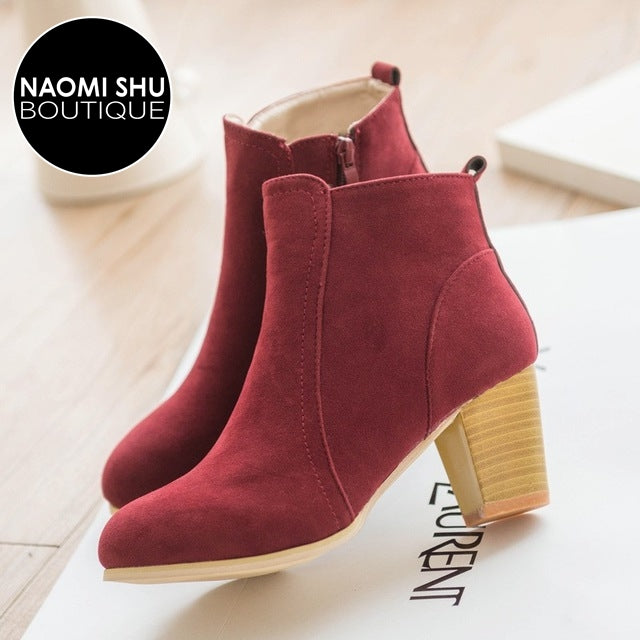 LERI Ankle Boots