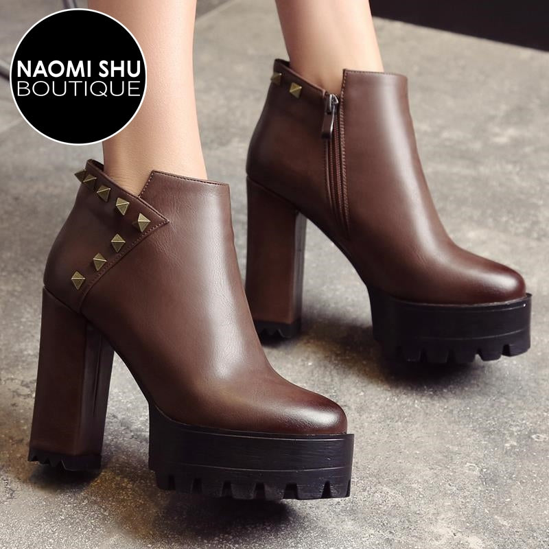 JOEESE II High Heels Ankle Boots