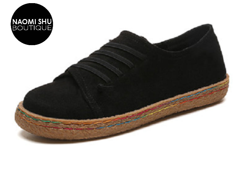 WEEJUN Slip on Laced Loafer