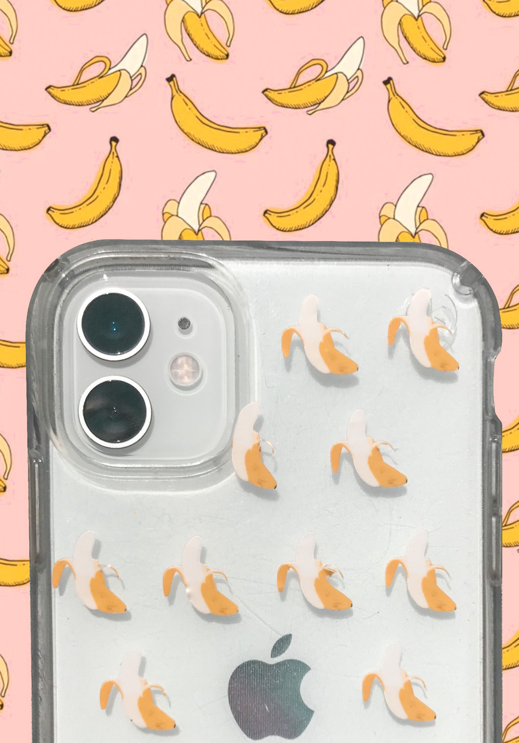Mini Banana Stickers