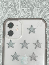 Load image into Gallery viewer, Snakeskin Mini Star Stickers