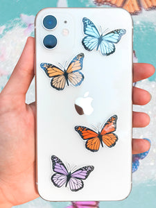 "1.5"" Mini Butterfly Sticker Pack"