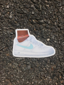 Nike Air Force 1 Sticker