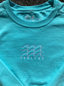 Surf's Up Crewneck