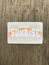 Load image into Gallery viewer, Hawaii Sunrise Sticker Pack