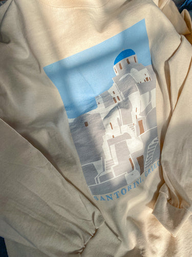 Santorini Long Sleeve Tee