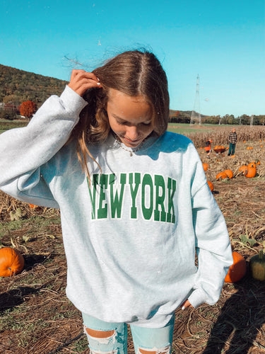 New York Crewneck
