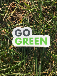 Go Green Sticker Pack
