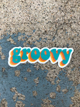 Load image into Gallery viewer, Groovy Sticker Pack