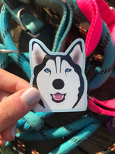 Load image into Gallery viewer, Husky Sticker