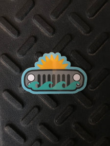 Jeep Sticker Pack
