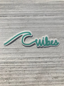 Ocean Vibes Sticker